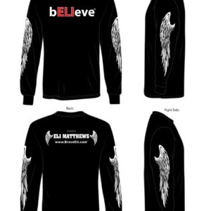 bELIeve Long Sleeve